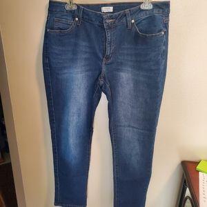 Crown and Ivy crop pants